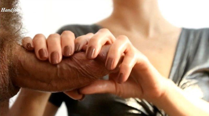 HJ cocoa nails handjobs – HJ Goddess TEASE