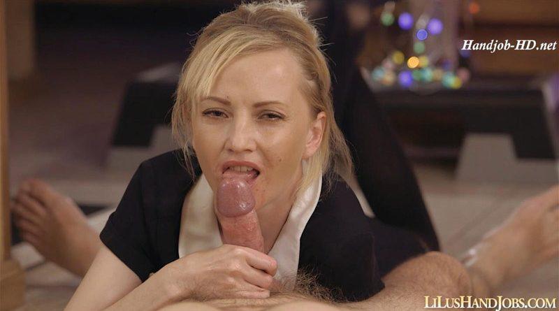 Oral Pleasure and Tongue Job_ Huge Cum – I JERK OFF 100 Strangers hommme HJ