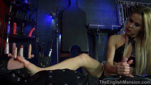 Bound At Her Feet – The English Mansion – Miss Suzie