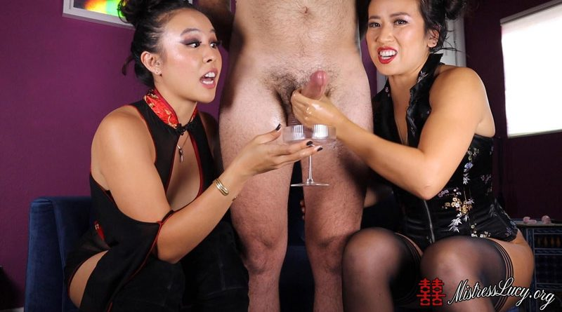 Faggot Training Day – Lucy Khan, An Li