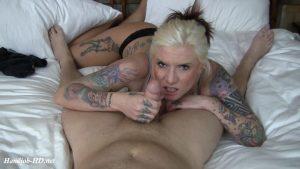 Monroe makes you cum – Femdom Craze