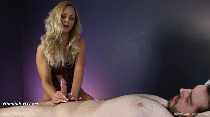 Sensual Goddess Handjob – SilverCherrys Handjobs With a Twist – Jenny Jett