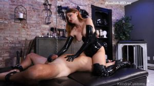 Mistress Kendra: Facesitting and milking the slut – Kendra James