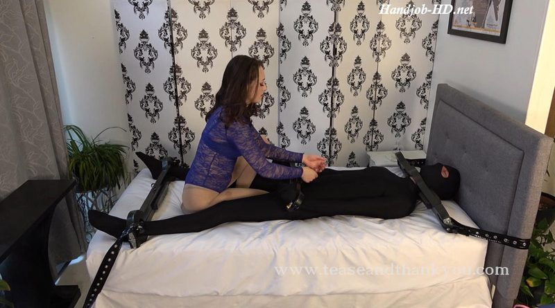 A Trapped Handjob – Lucid Dreaming