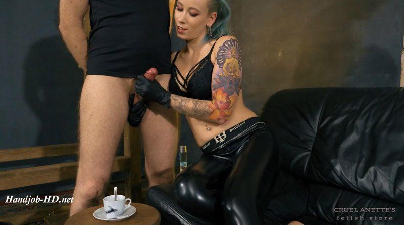 Espresso with milk shot – Cruel Anettes Fetish Store