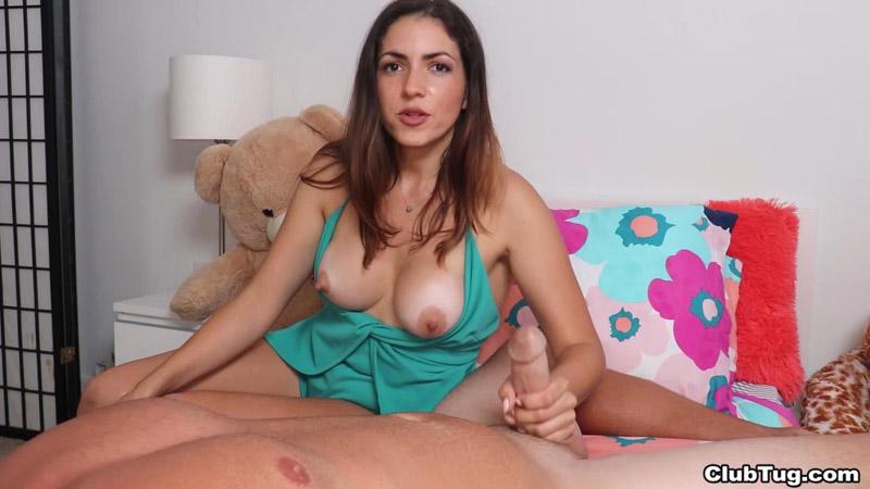 Jerking Off My Daughter's Boyfriend – Club Tug – Valentina Bellucci