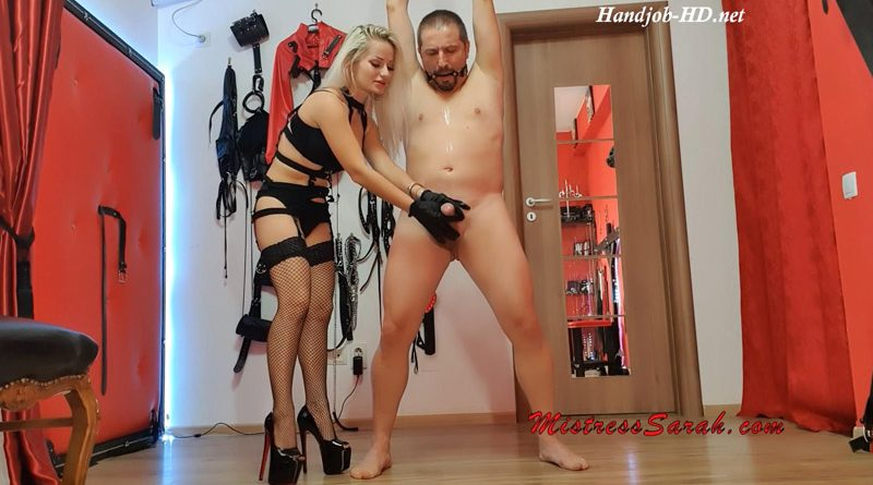Pleasure is paid with pain – Miss Sarah Dom
