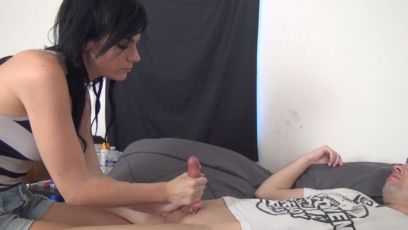 Squirted By My Step-Sister!!! – JERKY GIRLS