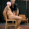 Blindfolded sex slave – Cruel Anettes Fetish Store