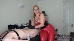 His best O milked! – Mistress Sandra