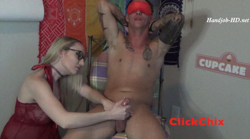 Jasons First Tickling HandJob – Crystal Clark