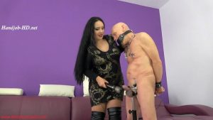 Not good enough to deserve a real orgasm – Mistress Ezada Sinn
