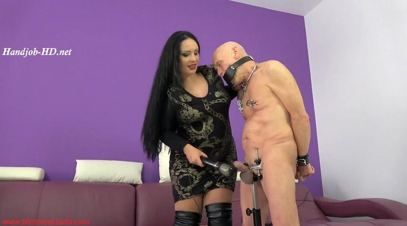 Not good enough to deserve a real orgasm – Mistress Ezada Sinn