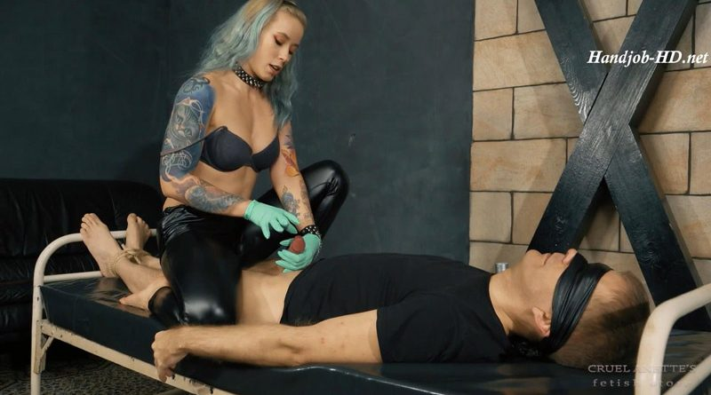 Unsatisfied – Cruel Anettes Fetish Store