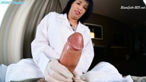Dr Blue here to help with you ejaculation problem! Gloved and Bare handjob! I want to make sure you're able to climax – Amateur soles giantess and footjobs