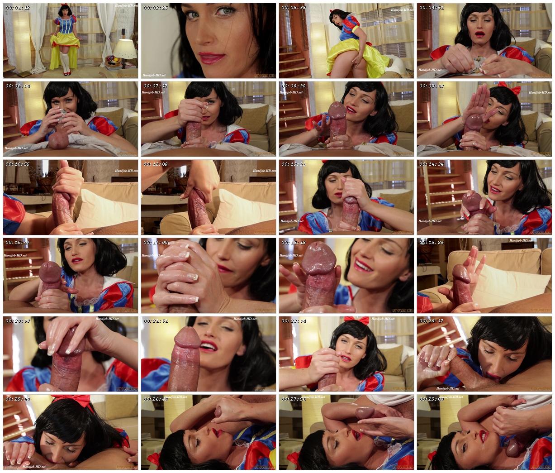 Halloween special – Snow White's Hand Job !!! – Kathia Nobili Girls_scrlist