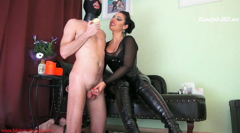 Onion vs. orgasm – Mistress Ezada Sinn