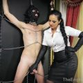 Ruined In Chains – The English Mansion – Mistress Ezada Sinn