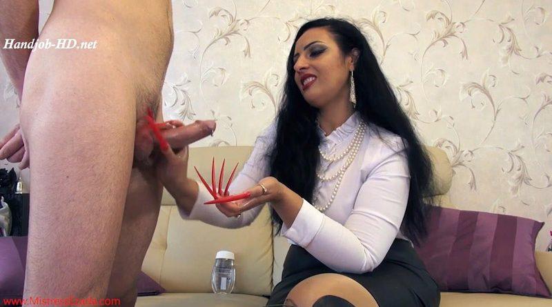 The boy or gurl game – Mistress Ezada Sinn