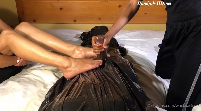 Cynthia And Tina Tag Team BBC For Ultimate Double Orgasm – Wacksack