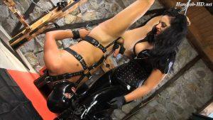 Hanging Orgasm – Mistress Ezada – SADO LADIES Femdom Clips