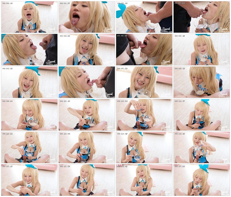 Mizuki Collects Lots of Cum for An Extra Sloppy Handjob – Sperm Mania_scrlist