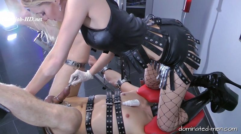 Natalie Black – No Mercy for your Cook! – Dominated Men