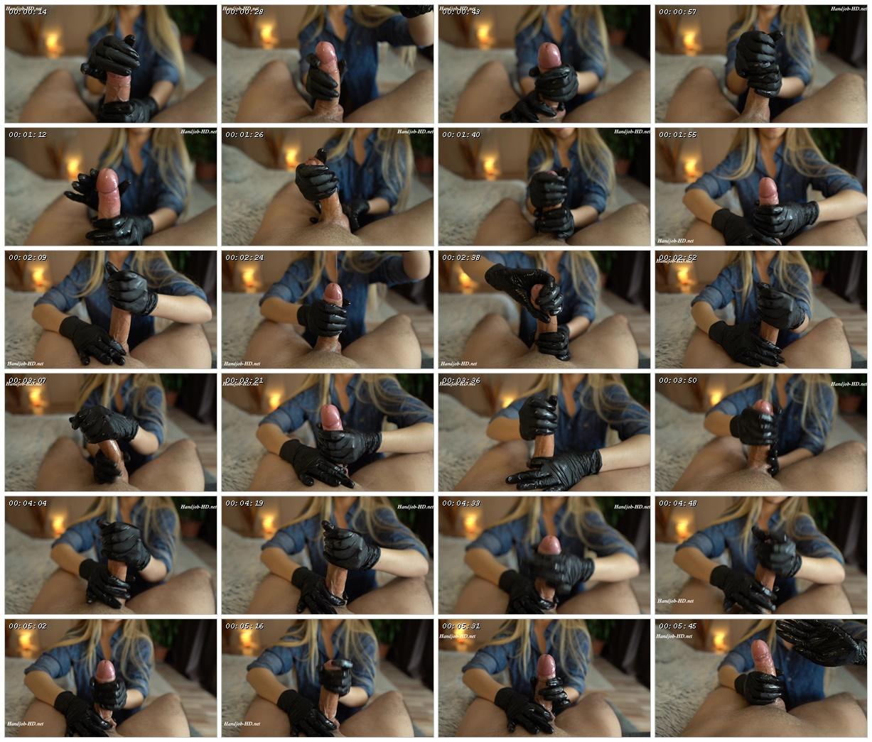 POV handjob in black latex gloves – Superstarxx_scrlist