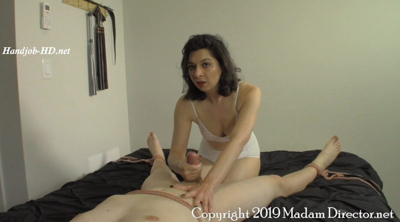 Scarlet and Lola – Virgin Tease and Denial – Madam Director