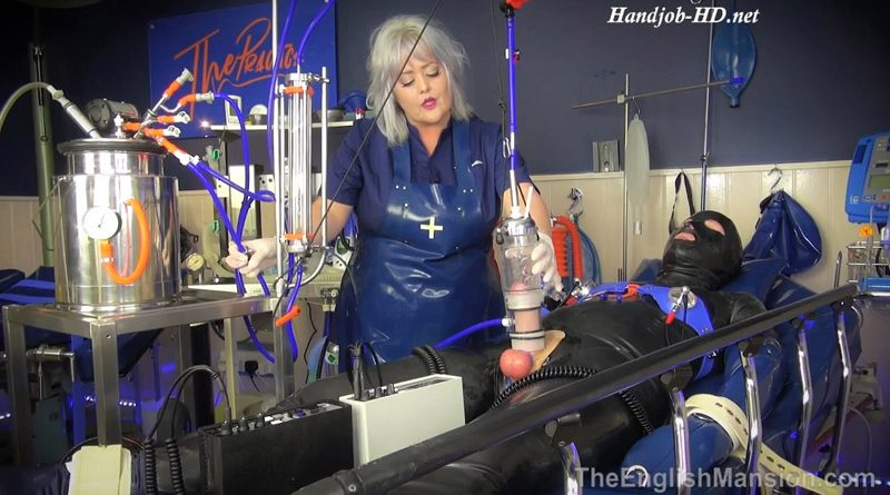 Treated At The Practice – The English Mansion – Domina Sara