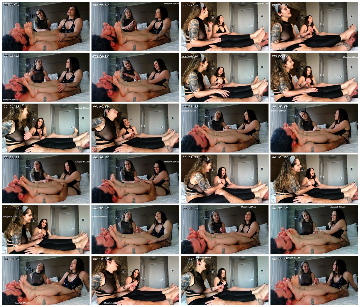 Cock Slapping HJ for Foot Slave – Dacey Harlot, Akira Shell_scrlist