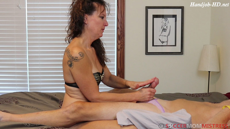 Cum in Your Own Mouth – Cucky's First Time – Soccer Step-Mom Mistress
