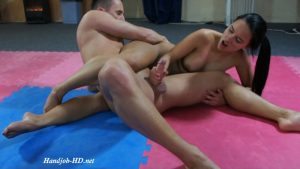 Milana – Sex On The Mats! – The Dirty Wrestling Pit!