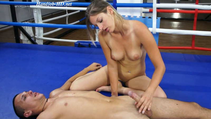 Mira – Milking In The Ring – The Dirty Wrestling Pit!
