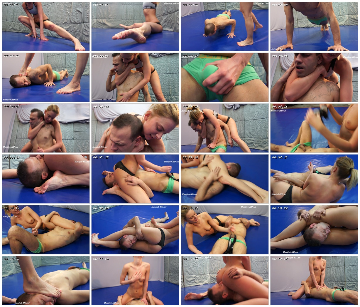 Sharon – You Cum I Win – The Dirty Wrestling Pit!_scrlist