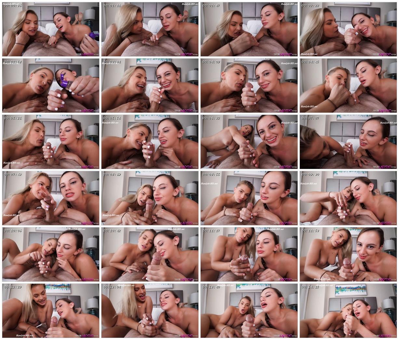 Sloan Harper Ashlynn Taylor Letting You Cum Bratty Edging Handjob – TMF Fantasies_scrlist