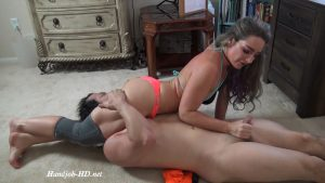 Your Cock Gave You Away – The Dirty Wrestling Pit! – Savannah Fox