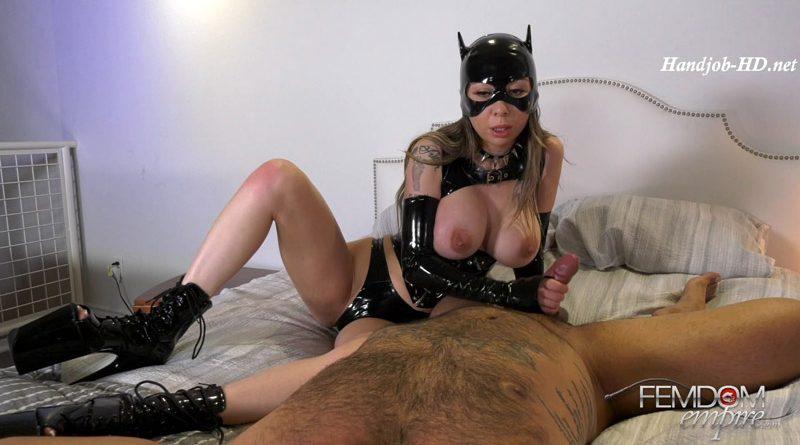 Catwoman Cum Burglar – Femdom Empire – Kat Dior