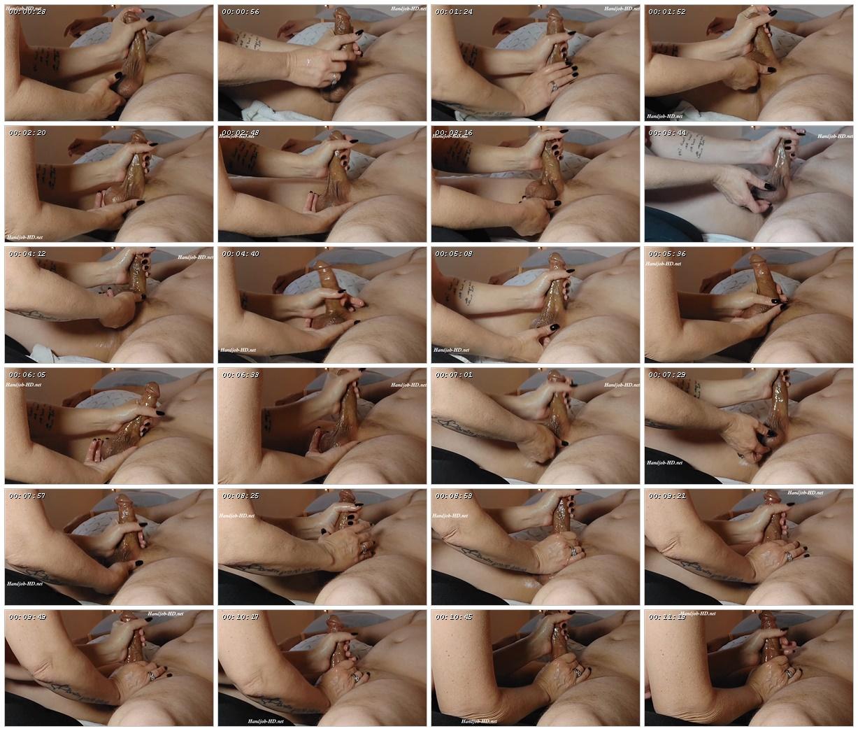 Long, sensual handjob gets a huge load – Milf75_scrlist