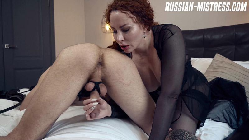 Mistress Vlasta – Russian-Mistress