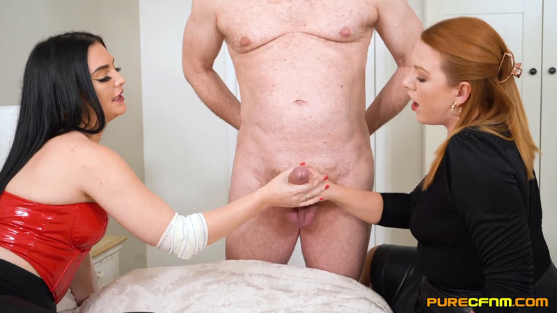 Pornstar Physio – Pure CFNM – Kate Stardust, Roxee Couture