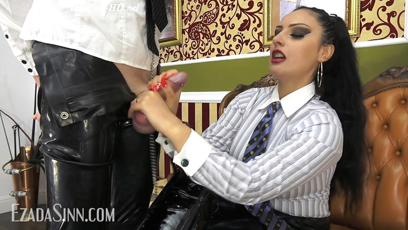 Used by Boss Lady – Mistress Ezada Sinn