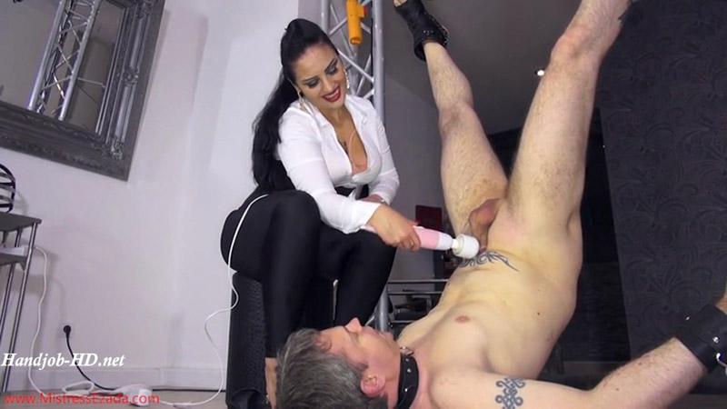 A difficult release - Mistress Ezada Sinn
