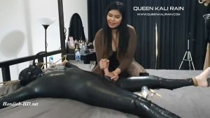 Bondage experience a ruined orgasm – Queen Kali Rain