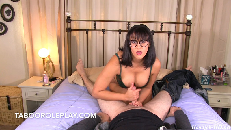 Edging with Step-Mom – Miss Penny Barber