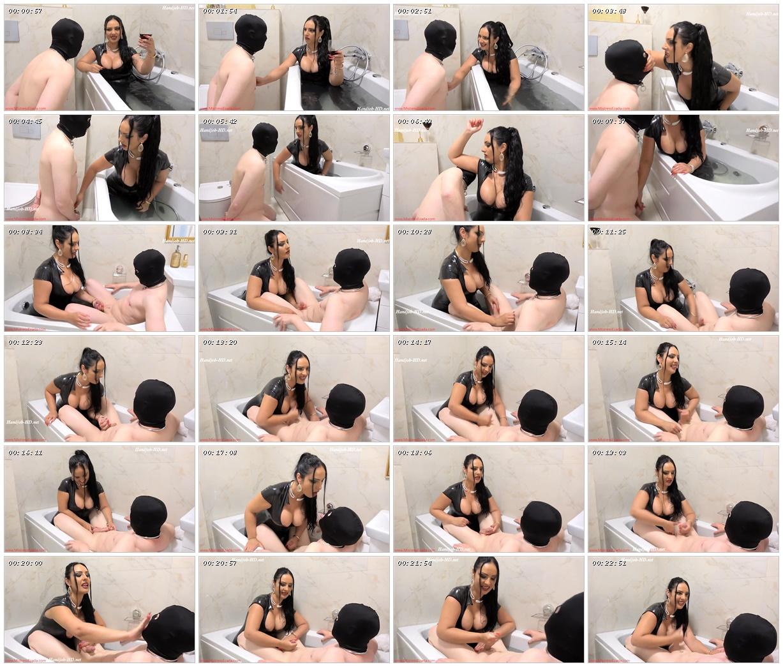 Force Milked And Abused In The Bathtub - Mistress Ezada Sinn_scrlist
