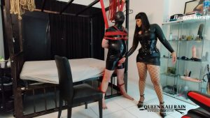 How about a bit of tease and denial – Queen Kali Rain