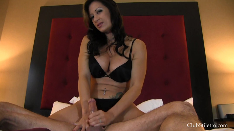 Would you like to Cum all over My Panties – Club Stiletto – Miss Jasmine