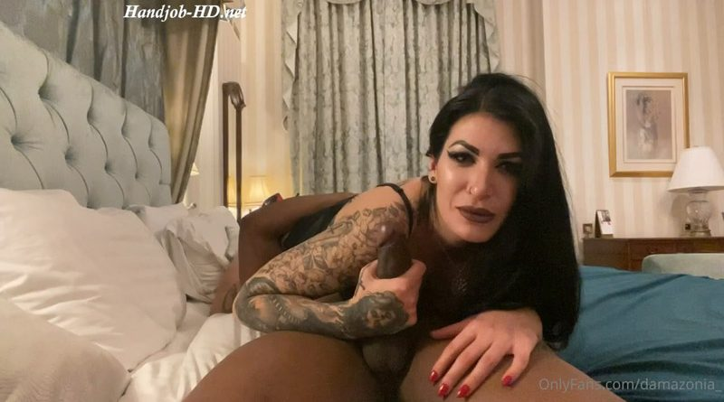 Being Trained To Be My Satisfying Bull – Mistress Damazonia