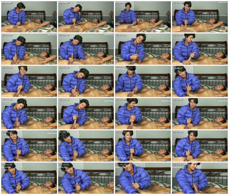Brandon Blue Puffy Jacket Handjob – Charlees Adventures – Brandon Areana_scrlist